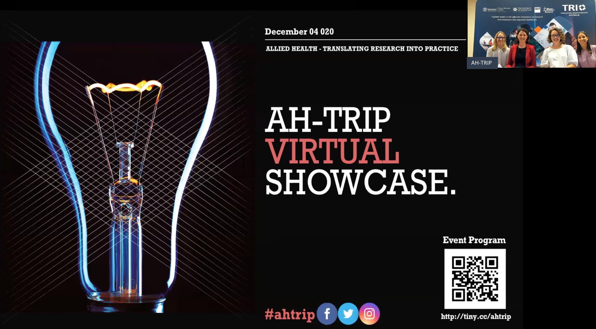 AH-TRIP Showcase Photographs - 2020
