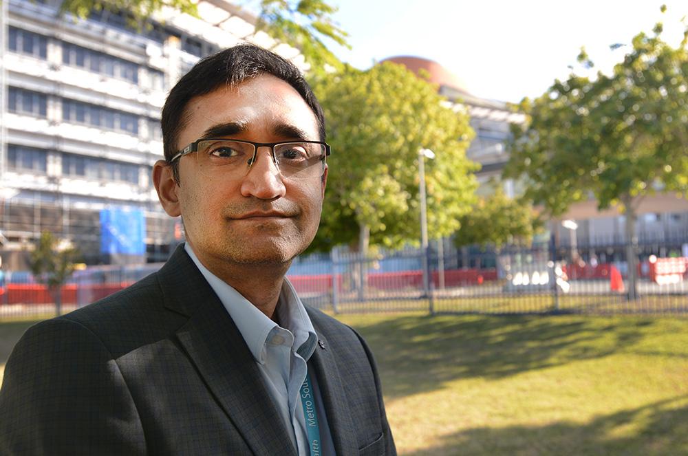 Dr Manaan Kar Ray