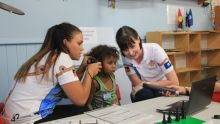 Programs like Deadly Ears are helping to improve health outcomes for young indigenous children