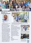 August / September 2015 issue of You Me Health newsletter from the TCHHS