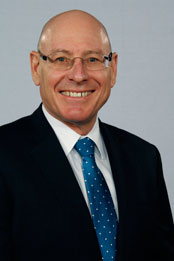 Photo of Michael Walsh, Director-General