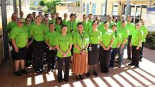 More than 35 staff from Toowoomba Hospital staff took part in the Queensland Bedside Audit