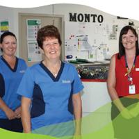 Monto Hospital Brochure