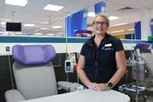 Diana Schulz has been appointed to the new position of Prostate Cancer Specialist Nurse based at Bundaberg and Hervey Bay Hospital Cancer Care Centres. This position is a joint initiative of the of Prostate Cancer Foundation of Australia and Wide Bay Hospital and Health Service.