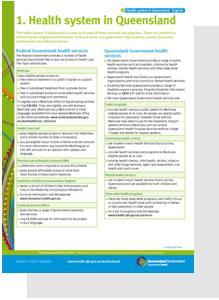 English factsheet
