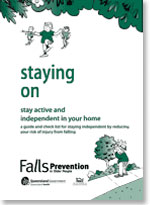 Link to Staying On: Stay active and independent in your home