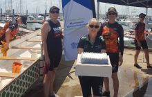 Dragon boating is among Mental Health Week activities being planned across the Wide Bay.