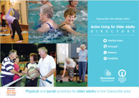 Link to the Active Living for Older Adults Directory for Townsville