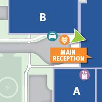 Bundaberg Hospital Map