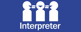interpreter symbol