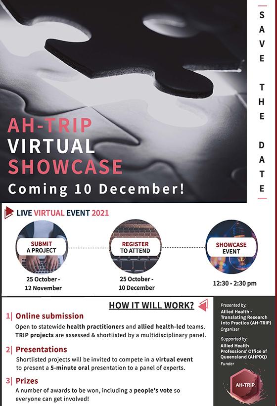 AH-TRIP Showcase Save the Date