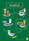 Images of Breakfast Chart 6