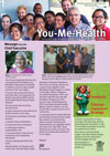 You-Me-Health Newsletter - Issue 18