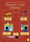 Image of Dangers in the kitchen Chart 11