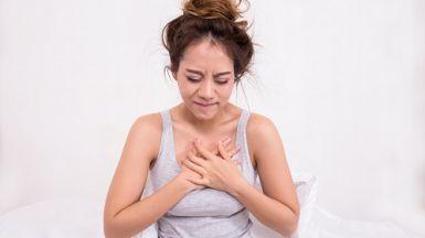اسباب نغزات القلب