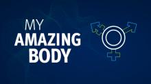 The My Amazing Body logo