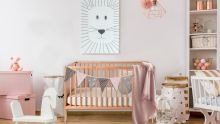 Trendy Unsafe Nursery