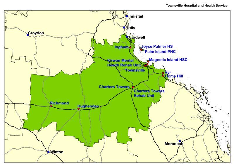 Townsville Health Service District