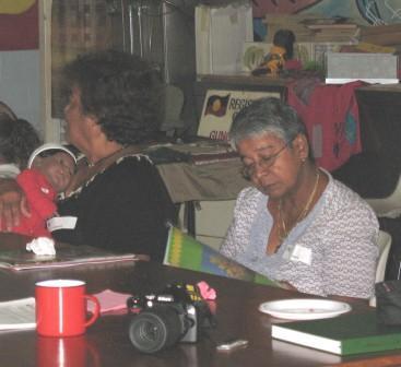 Local Aboriginal and Torres Strait Islander community program participants