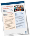 Download the Closing the Gap and your health factsheet