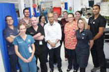 Rockhampton Hospital ED team is gearing up for a busy Christmas period