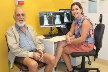 Rockhampton's first ankle replacement