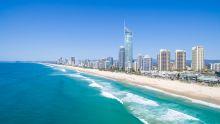 Image of Queensland beach.
