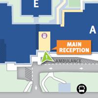 Maryborough Hospital Map