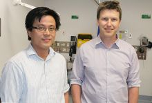 New to Rockhampton Hospital are general surgeon (colorectal) Dr Ming Ho and orthopaedic surgeon Dr Frode Vindenes